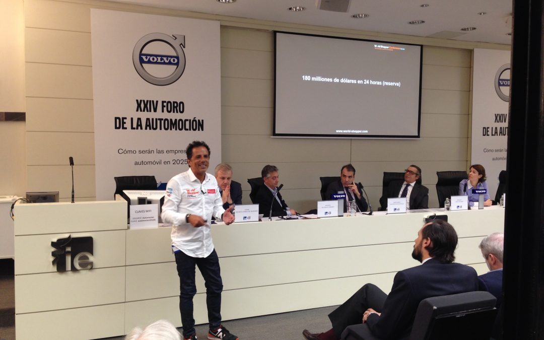 Volvo: Foros de debate en IE Business School